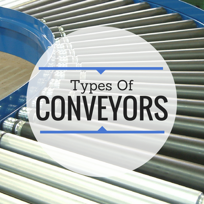 Industrial Storage Solutions explores types of conveyors