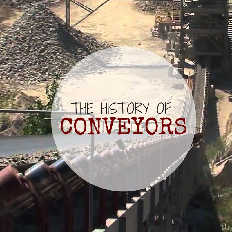 The History of Conveyors
