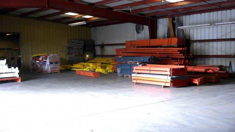 Heavy Duty Pallet Rack Beams