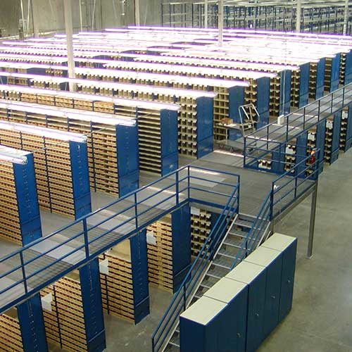 Pallet racking pallet racks pallet rack los angeles for Mezzanine cost estimate