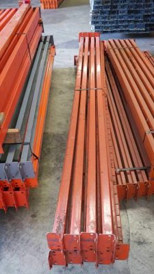 Used Rack beams