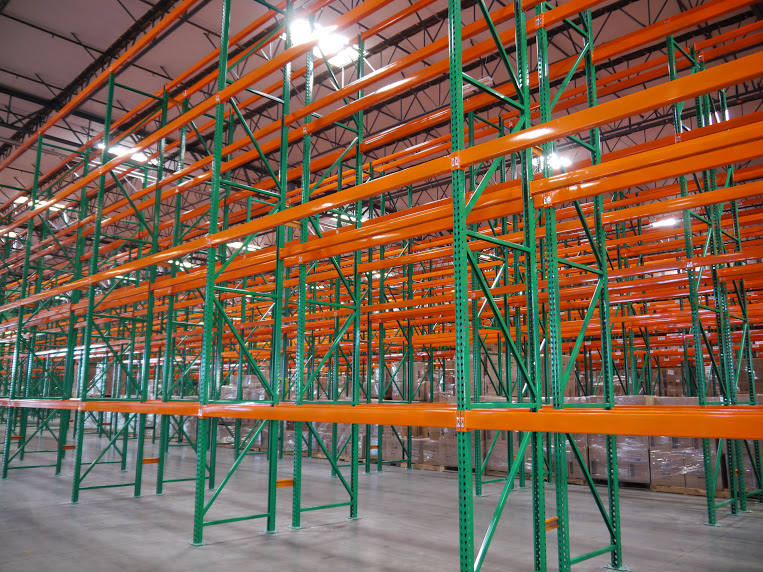 Pacific Bend Inc pallet racks