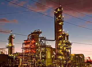 el segundo chevron refinery