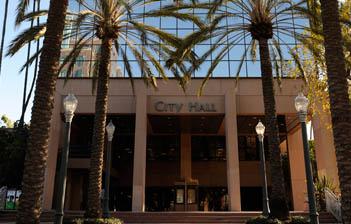 city of anaheim city hall