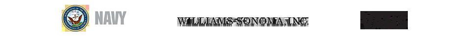 Pacific Bend Inc clients Williams Sonoma, US Navy, Vans