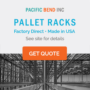 pallet rack quote