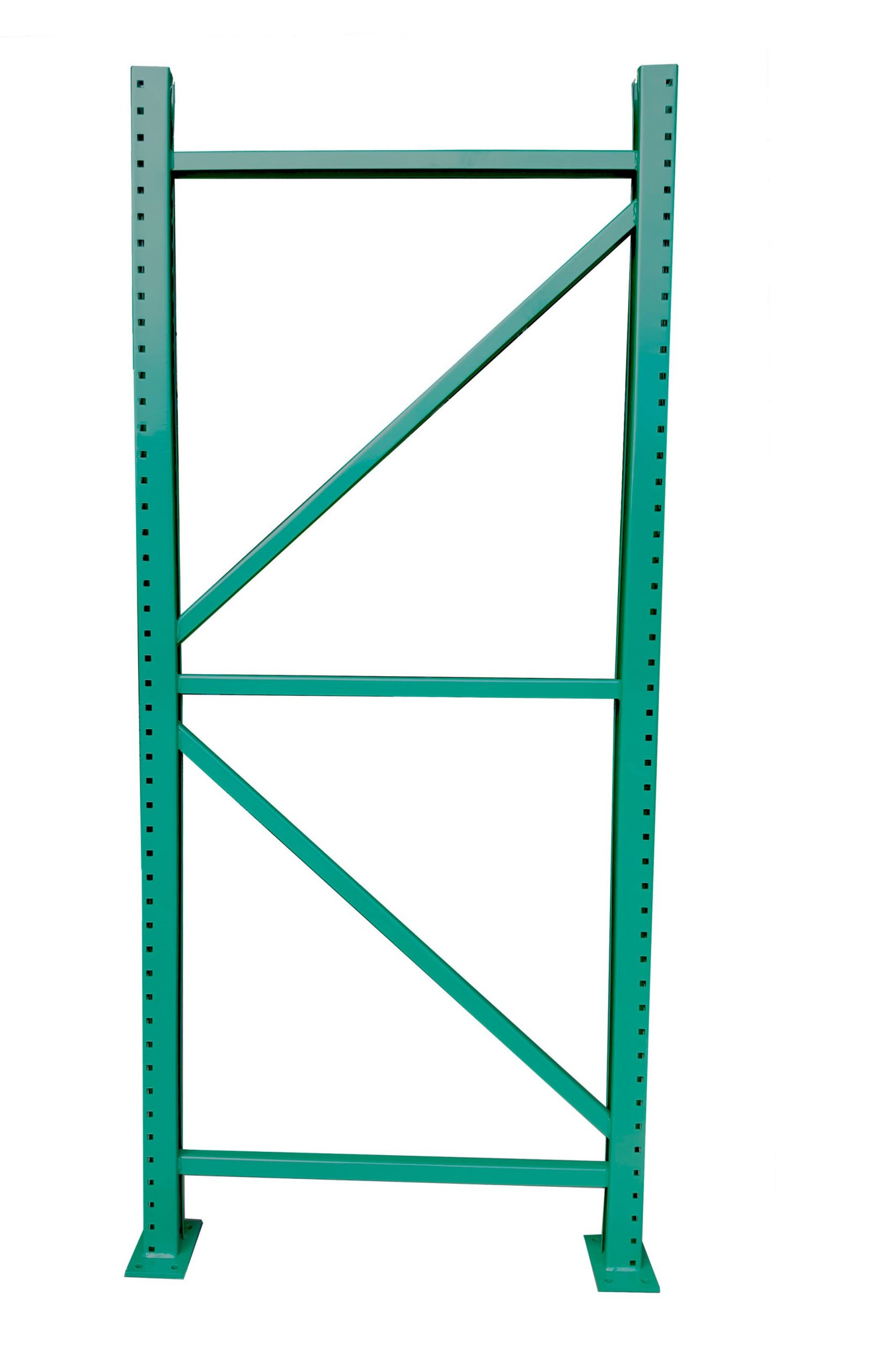 teardrop pallet rack upright