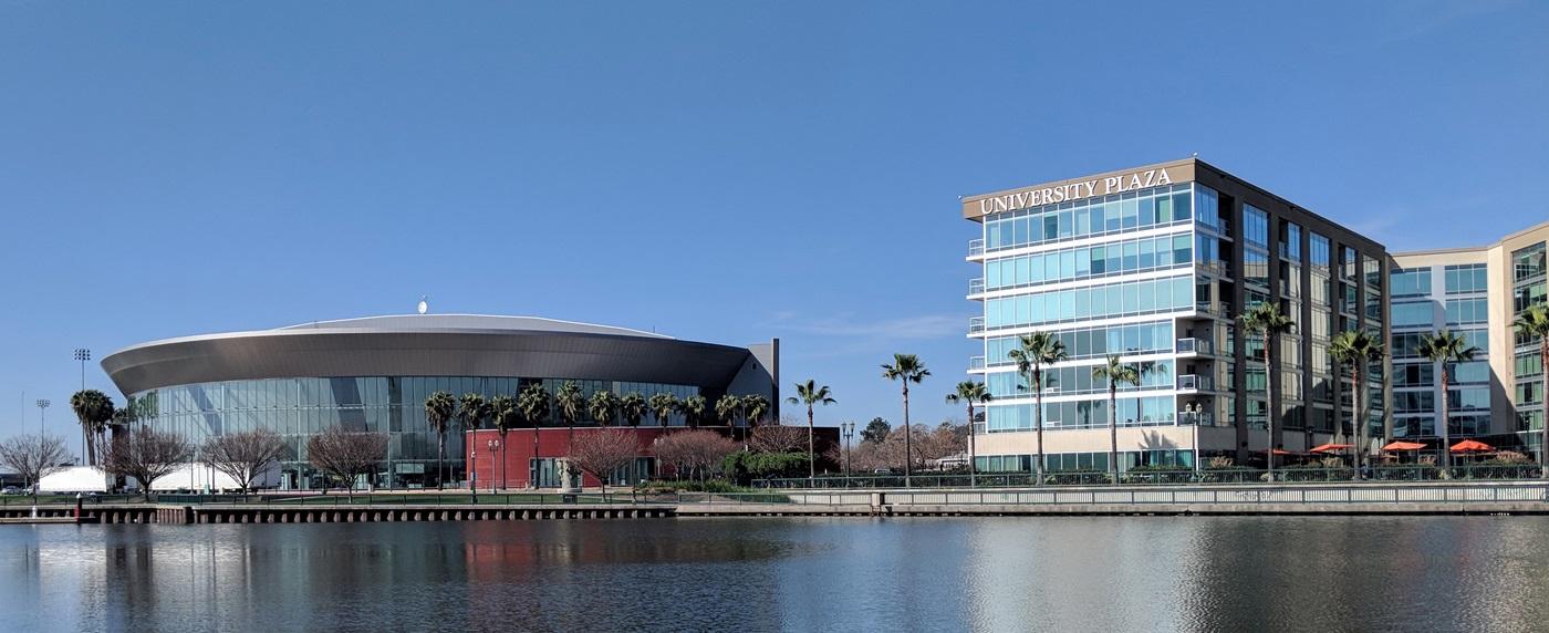 Stockton Arena Hotel